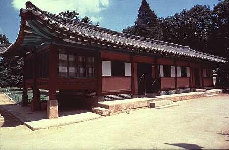 architecture coréenne du XVIe siècle © UNESCO