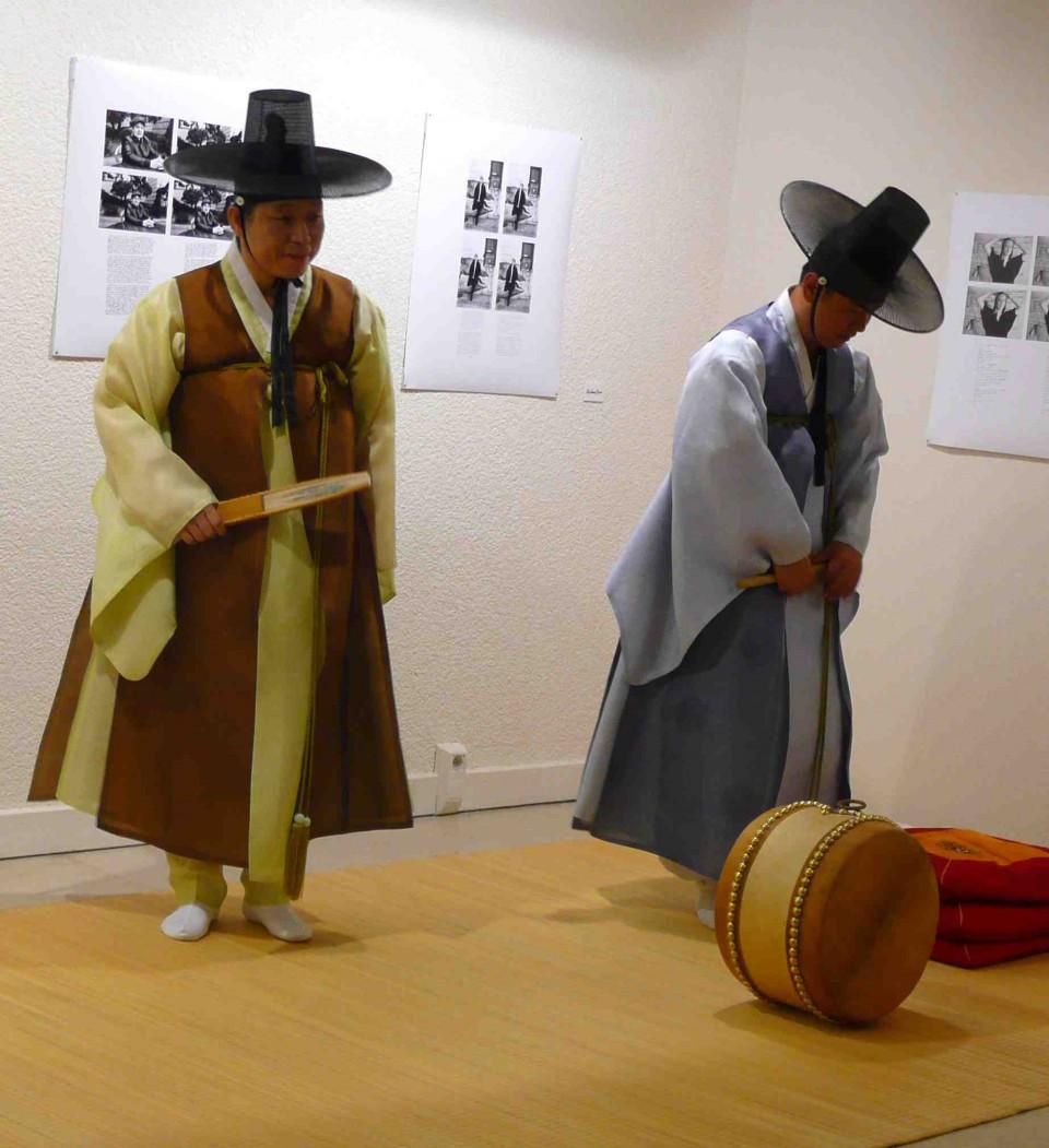 Musique et danse traditionnelles coréenne