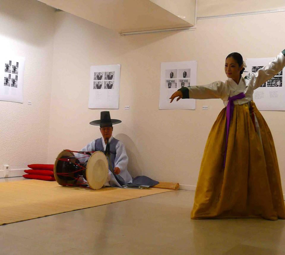 Musique et danse traditionnelles coréennes