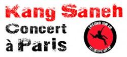 Kang Saneh Concert à Paris