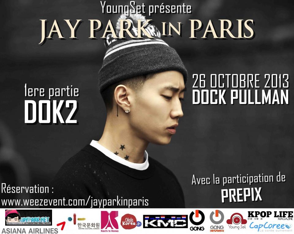 Affiche JayPark