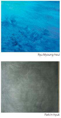 exposition de Ryu Myoung-Heui et Park Inhuyk