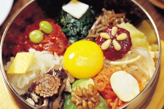 D monstration de cuisine cor enne le bibimbapcor e magazine for Cuisine coreenne
