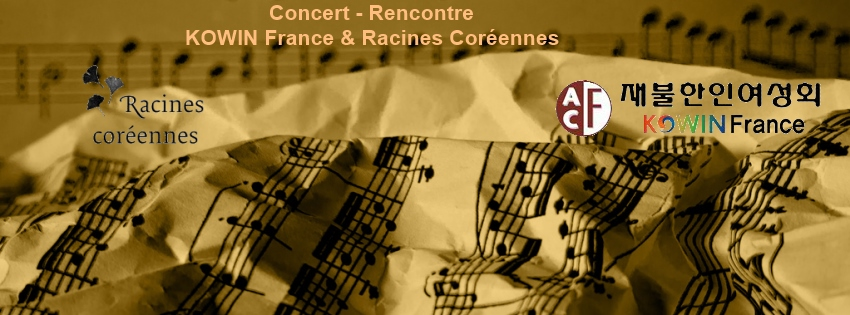 Concert Racines Coréennes