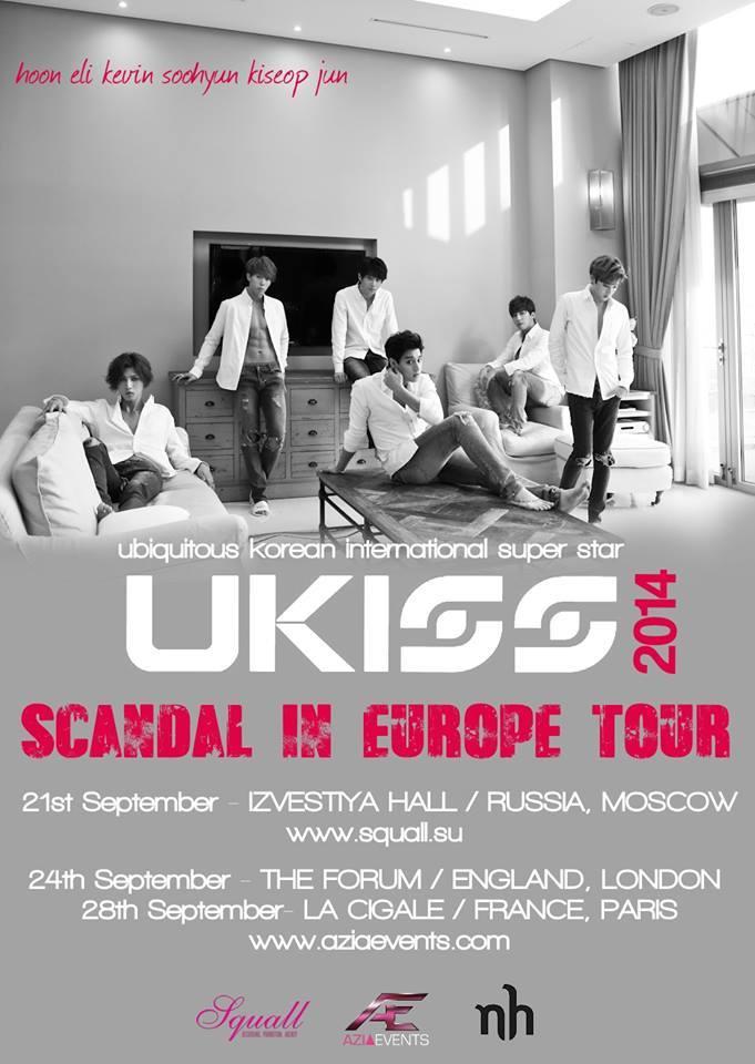 ukiss concert 2014