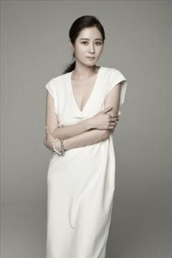 L'actrice Moon So-ri, qui sera membre du jury de la Mostra de Venise à la fin du mois