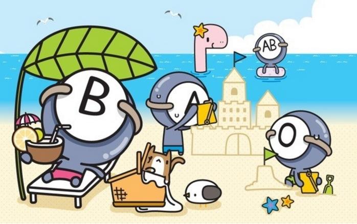 Le webtoon du dessinateur Park Dong-sun.